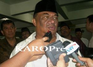 Gubsu, Syamsul Arifin. (KAROPress/AL Manjorang)