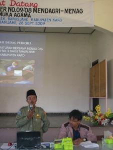 Drs Mardinal Tarigan, MA (KAROPress/adhif)